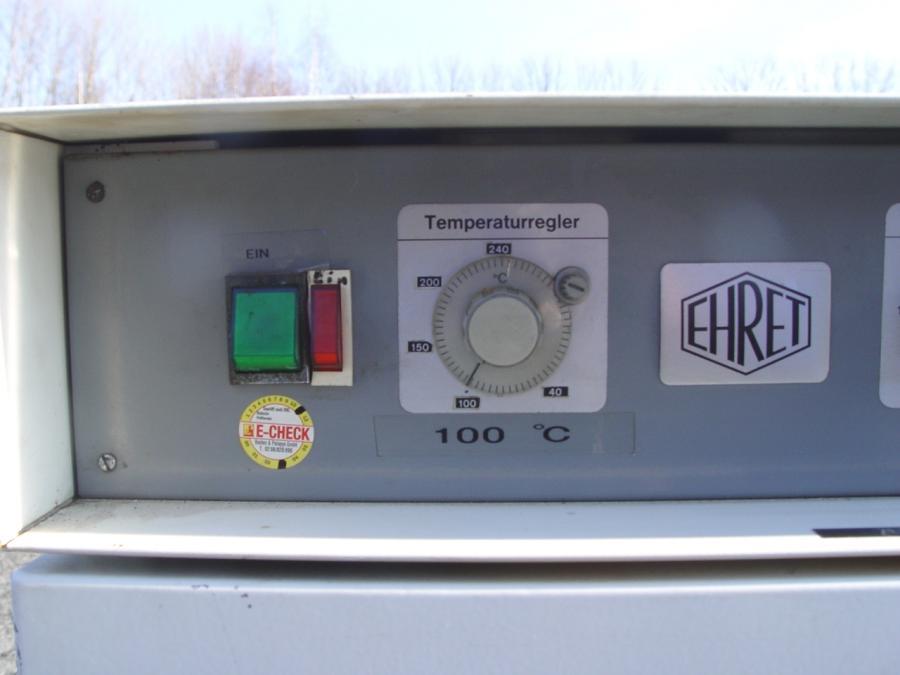 gebrauchte / gebrauchtes / gebrauchter Wärmeschrank, Laborofen ...