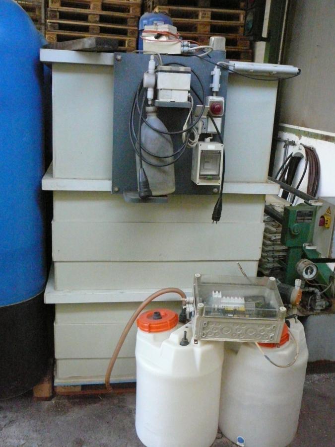 gebrauchte gebrauchtes gebrauchter selektivionenaustauscheranlage ionentauscher schlu. Black Bedroom Furniture Sets. Home Design Ideas