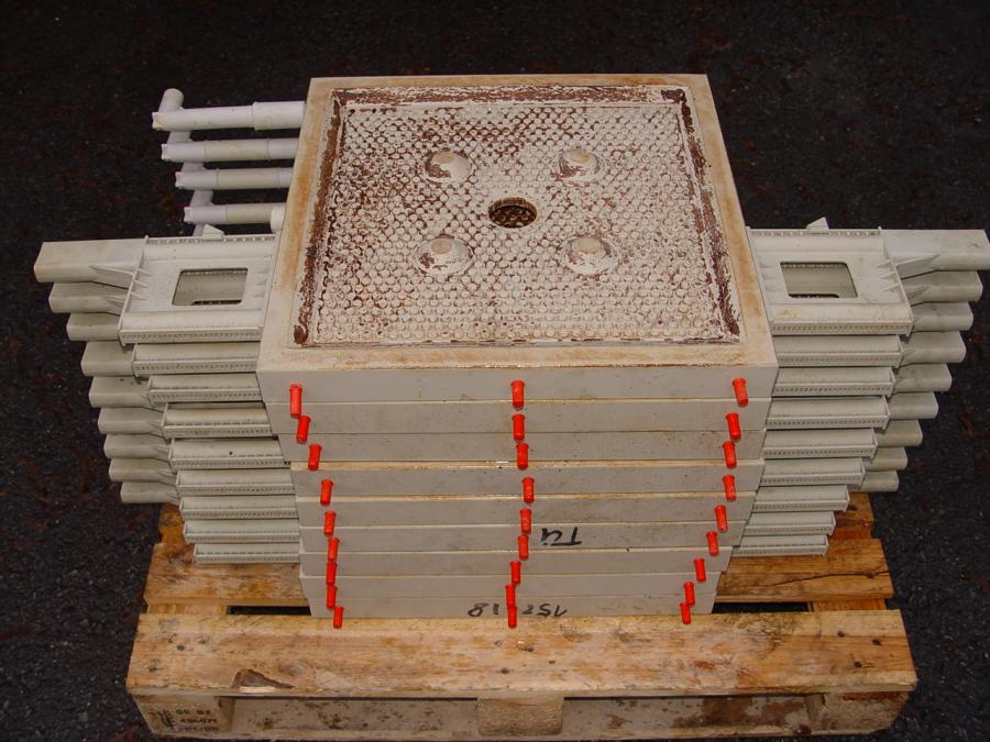 gebrauchte gebrauchtes gebrauchter filterplatten f r. Black Bedroom Furniture Sets. Home Design Ideas