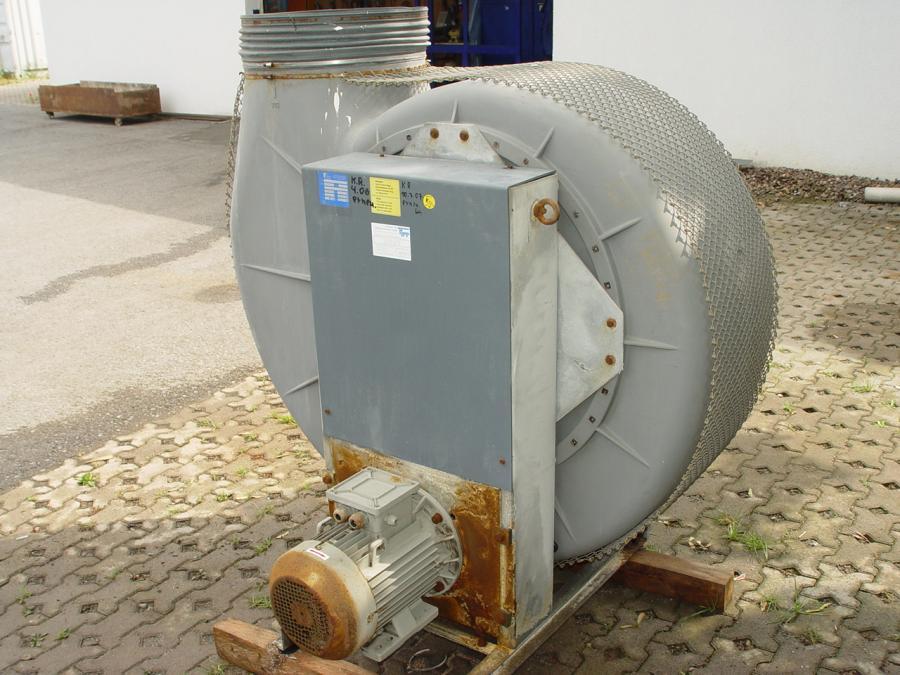 gebrauchte gebrauchtes gebrauchter radial gebl se ventilator gebraucht 20027 typ hf r. Black Bedroom Furniture Sets. Home Design Ideas